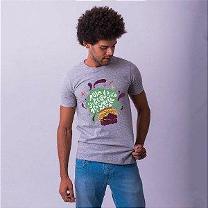 Camiseta Cabelo Arte Mescla