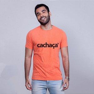 Camiseta Estonada Cachaça Laranja