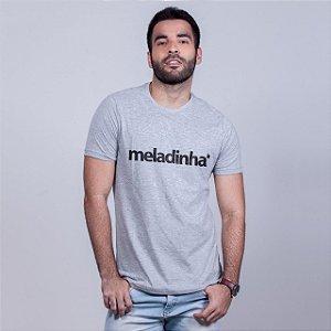 camiseta Meladinha Mescla