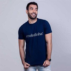 Camiseta Meladinha Azul Marinho