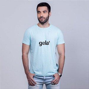Camiseta Estonada Gela Azul