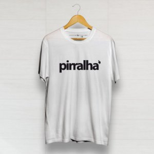 Camiseta Pirralha Branca