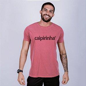 Camiseta Estonada Capirinha Goiaba