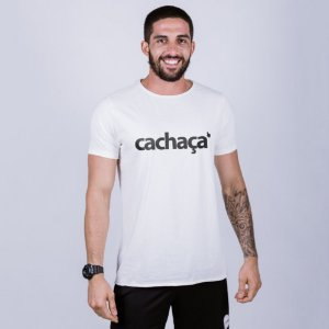 Camiseta Cachaça Off White