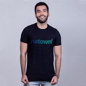 Camiseta Natown Preta