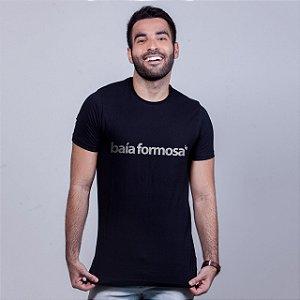 Camiseta Baía Formosa Preta