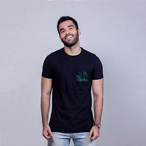 Camiseta The Rocha Preta