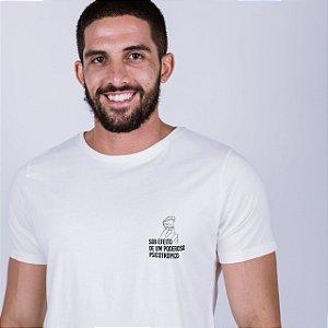 Camiseta Psicotrópico Off White