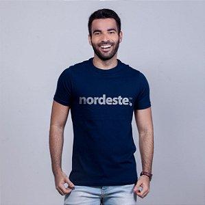 Camiseta Nordeste Azul Marinho