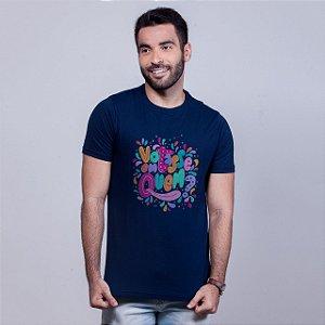 Camiseta Votasse Em Quem? Marinho  Amandrafts