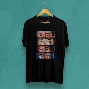 Camiseta Reprint Olhares Oprimidos