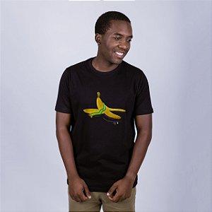 Camiseta Banana Preta
