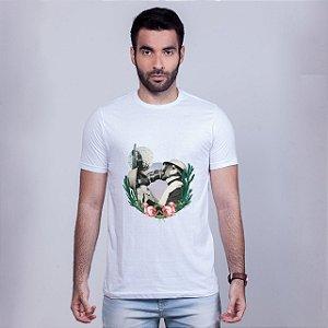 Camiseta Amor no Caos Branca