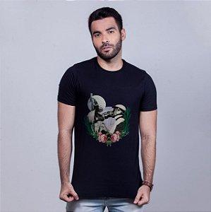 Camiseta Amor no Caos Preta