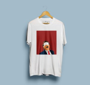 Camiseta Bonorovirus Branca