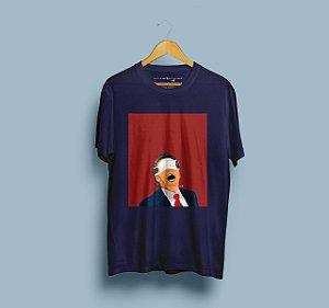 Camiseta Bonorovirus Azul Marinho