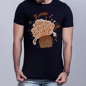 Camiseta Cabelo Arte