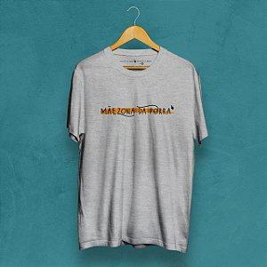 Camiseta Mãezona da Porra Mescla