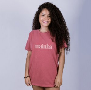 Camiseta Mainha 2020 Goiaba