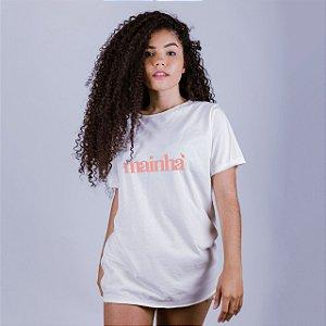 Camiseta A Fio Mainha 2020 Off White