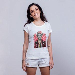 Babylong Frida Kahlo Branca