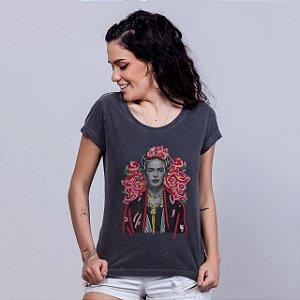 Babylong Estonada Frida Kahlo Chumbo