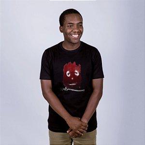 Camiseta Wilson Preta