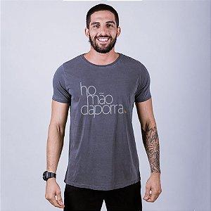 Camiseta Estonada Homão da Porra Chumbo