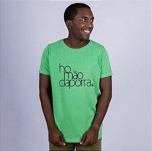 Camiseta Estonada Homão da Porra Verde
