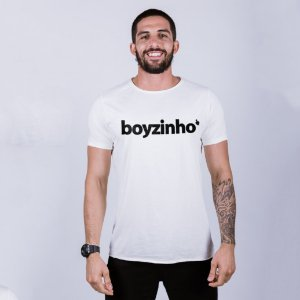 Camiseta Boyzinho Offwhite