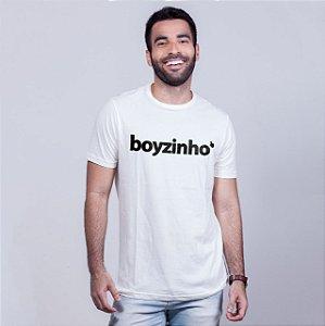 Camiseta Boyzinho Branca