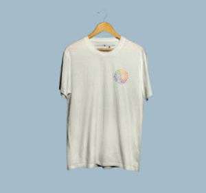 Camiseta Companheiros Offwhite