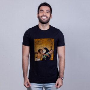 Camiseta Vai Cair Preta