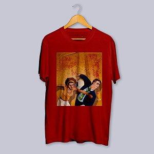 Camiseta Vai Cair Vermelha