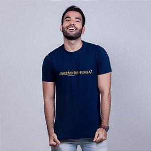 Camiseta Paizão da Porra 2020 Azul Marinho