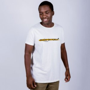 Camiseta Paizão da Porra 2020 Off White