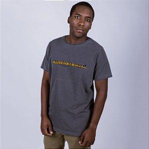 Camiseta Estonada Paizão da Porra 2020 Chumbo