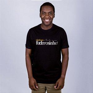Camiseta Sou Fuderosinho 2020 Preta
