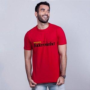 Camiseta Sou Fuderosinho 2020 Vermelha