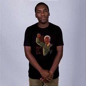 Camiseta Madiba Preta