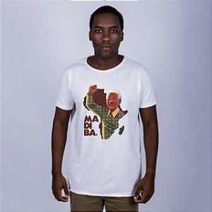 Camiseta Madiba Off White