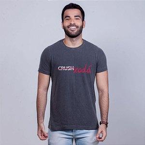 Camiseta Estonada Xodó Chumbo