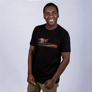 Camiseta Ponte de Igapó Preta