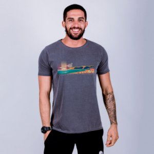Camiseta Estonada A Fio Morro do Careca 2020 Chumbo
