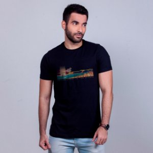 Camiseta Morro do Careca 2020 Preta