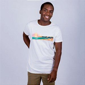 Camiseta Estonada Morro do Careca 2020 Off White