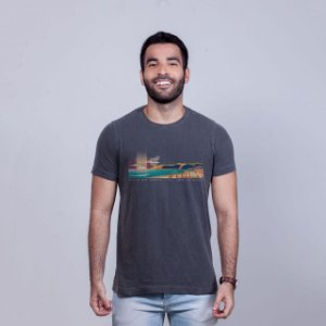 Camiseta Estonada Morro do Careca 2020 Chumbo