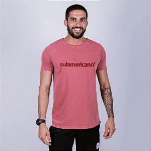 Camiseta Estonada Sulamericano Goiaba