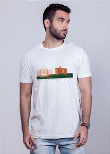 Camiseta Castelo di Bivar Branca