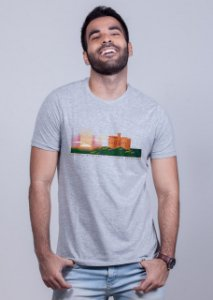 Camiseta Castelo di Bivar Mescla